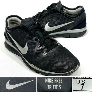 Nike Free 5.0 TR FIT 5 Women's US 7 EU 38 Running